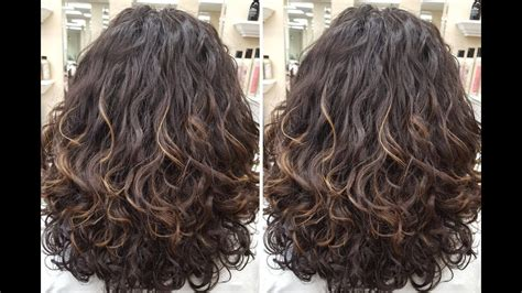 how to cut layered haircut on curly hair curly