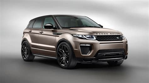Range Rover Evoque Suv Practicality & Boot Space