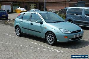 2000 Ford Focus Zetec For Sale In The United Kingdom