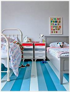 15, Fun, Floor, Ideas, For, Kids, Rooms