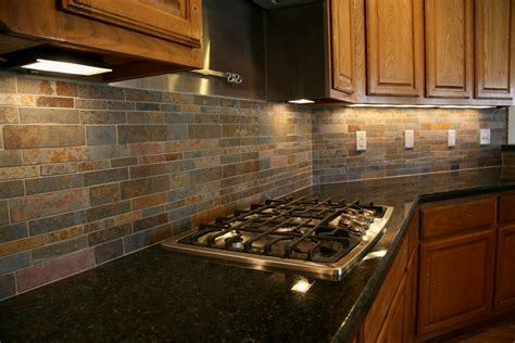 Granite Kitchen Backsplash : Best Of Pictures Of Granite Kitchen Countertops And
