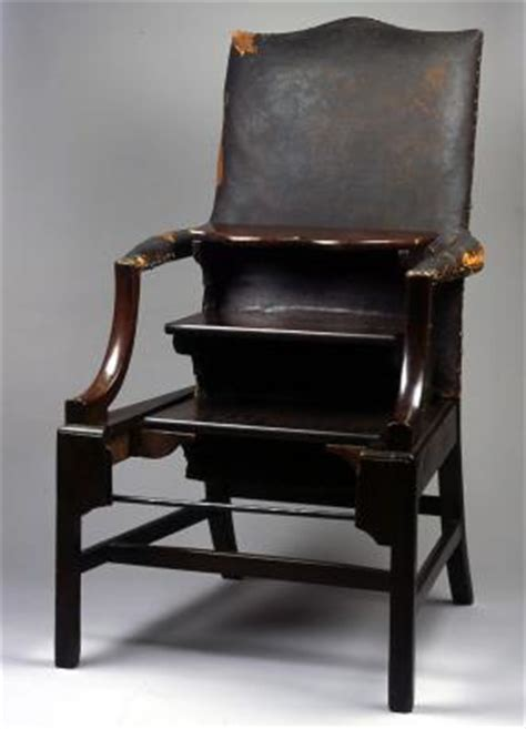 library chair with folding steps the benjamin franklin