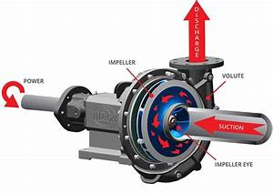 What Is The Inlet Velocity Of A Centrifugal Pump Having An
