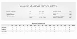 Pflichtangaben Rechnung 2015 : numbers vorlage einnahmen berschuss rechnung 2015 ~ Themetempest.com Abrechnung