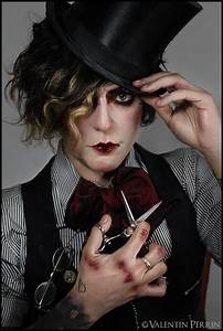 Barock Make Up : top hat valentin perrin beautiful gaukler carneval und fasching ~ Orissabook.com Haus und Dekorationen