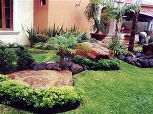 Piedras jardin y diseno de rocallas pictures to pin on for Jardines con diseno