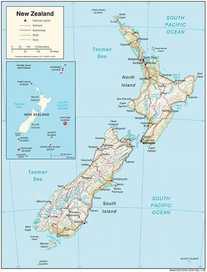 Zealand Maps Country Map Australia Pdf Castaneda