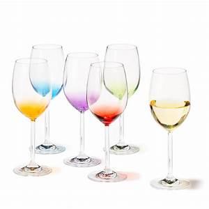 Leonardo Glaeser Set : cocktail gl ser leonardo weinglas daily colours 6er set stilvolle bunte kelchgl ser ~ Whattoseeinmadrid.com Haus und Dekorationen