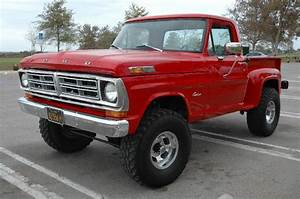 1971 Ford F100 Step Side 4 U00d74