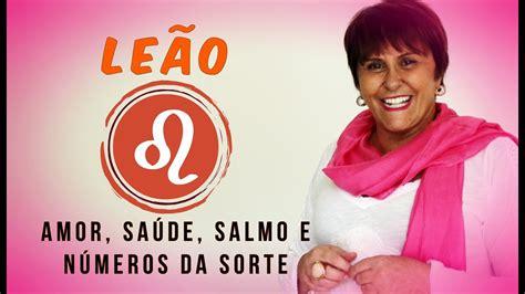 Amor/Saúde/Salmo/Número da Sorte - signo de LEÃO – OUTUBRO ...
