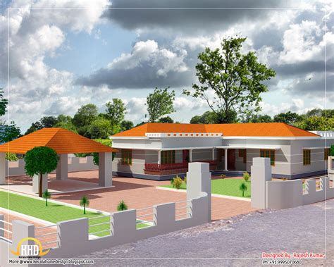beautiful l shaped home designs single floor l shape home 1500 sq ft kerala home