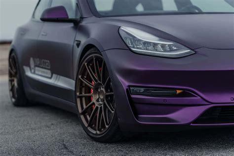 Purple Tesla Model 3 - Complete Ascension Kit ...