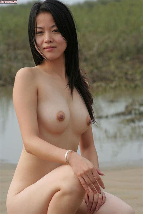 Hot Chinese Girls Pics Nude Art By Model Yang Fang