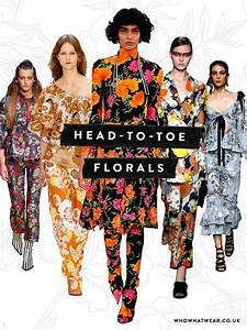 Trends Sommer 2017 : spring summer 2017 fashion trends whowhatwear ~ Buech-reservation.com Haus und Dekorationen