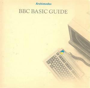 Acorn Archimedes Bbc Basic Guide - Manual