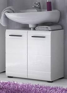 Waschbeckenunterschrank Hochglanz Weiß : waschbeckenunterschrank hochglanz wei ~ A.2002-acura-tl-radio.info Haus und Dekorationen