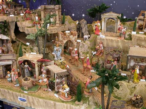 Home Interior Nativity Scene :  Awesome Fontanini Nativity Sets For Adorable