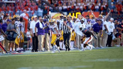 No. 13 LSU's third-leading receiver 'unavailable' vs. No ...
