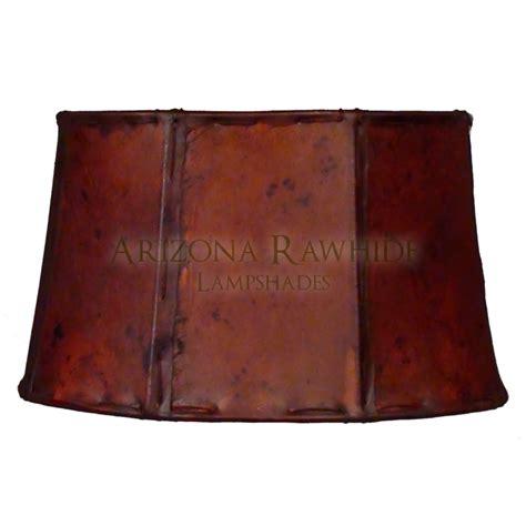 Rawhide L Shades by Barrel Table L Rawhide Shade Arizona Rawhide Leather