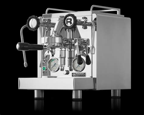Using a semiautomatic machine like the r58 is very different from using an automatic model that dispenses a programmed espresso shot when you press. Rocket Espresso R58 V2 - Whole Latte Love