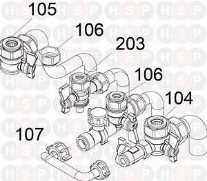 Ideal 30 Combi Esp1  Hardware Pack  Diagram