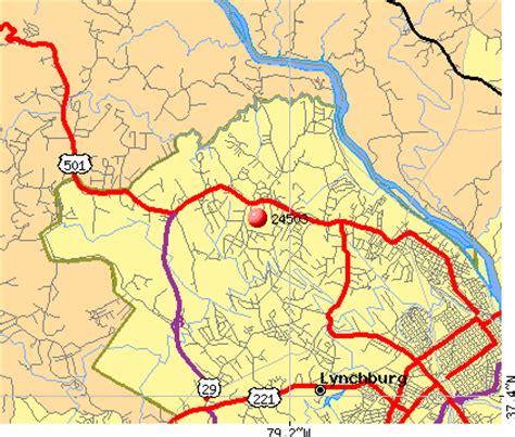 lynchburg virginia offender map is 24503 zip code lynchburg virginia profile homes