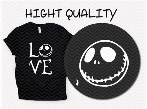 Nightmare Before Christmas Svg Bundle  – 212+ File SVG PNG DXF EPS Free