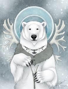 Inuit Bear by Bear-hybrid on DeviantArt