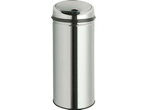 poubelle cuisine conforama poubelle à ouverture automatique 42 l rejy vente de