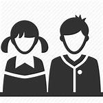 Student Icon Students Icons Siswa Laki Transparent