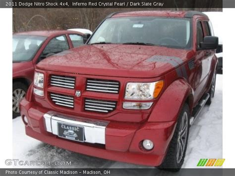 2011 Dodge Nitro Shock 4x4