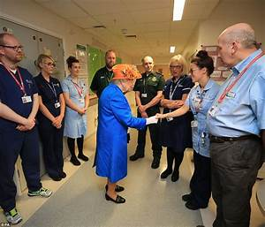 Queen condemns Manchester bombing as she visits survivors ...