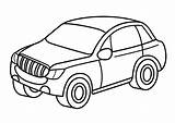 Coloring Printable Transportation Jeep Cars Drawing Preschoolers Line Colouring Printables Getdrawings Police Clipartmag Easy Preschool Wrangler Beginners Sheets Colors Fresh sketch template