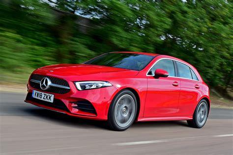 Review Mercedes A Class mercedes a class review auto express