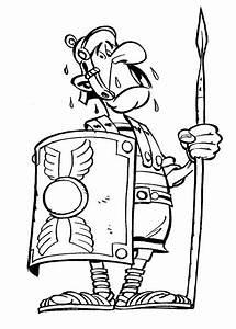 Ausmalbilder, Asterix, Kostenlos