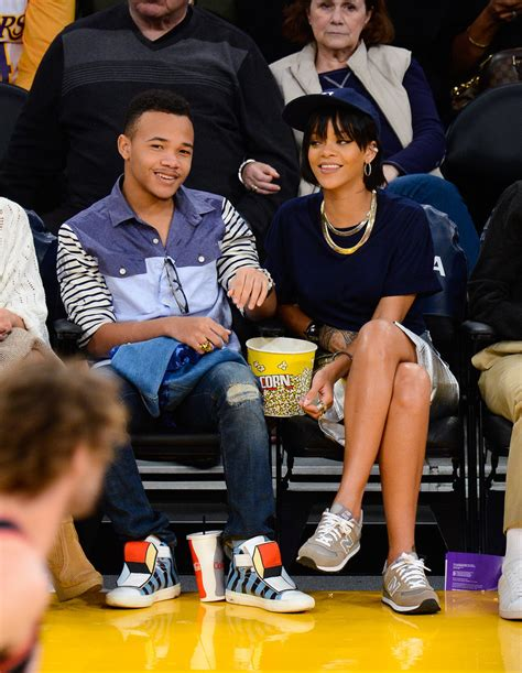 Our favorite basketball game look from Rihanna? | The REAL Reason Weu0026#39;re Loving Basketball ...