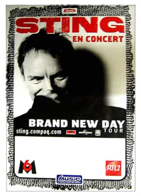 Album Brand New Day De Sting Sur Cdandlp