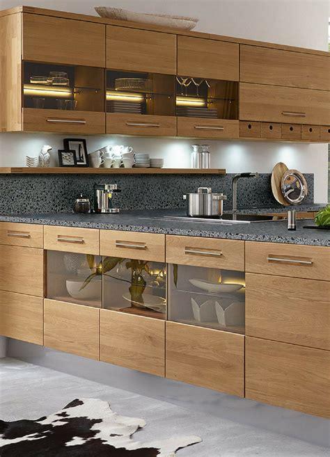 Kucheninsel Holz by Pflegeleichte K 252 Chenfronten Welche Materialien Holz