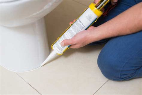 Are You Supposed To Caulk Around A Toilet Or Not?