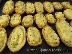 Roulé De Pomme De Terre Farcie by Pommes De Terre Farcies Maman Tambouille