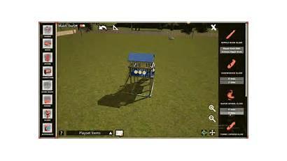 Swing Own 3d Playset Build Diy Center