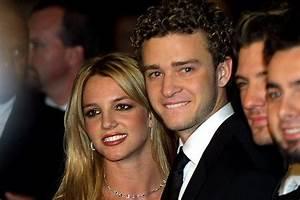 Justin Timberlake Brings Up Britney Spears Breakup Again ...