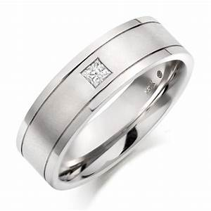 mens platinum diamond wedding rings wedding rings for With male wedding ring