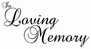 Funeral clipart memory - Pencil and in color funeral ...