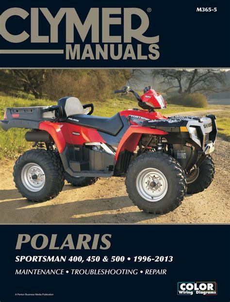 Polaris Sportsman Atv Service