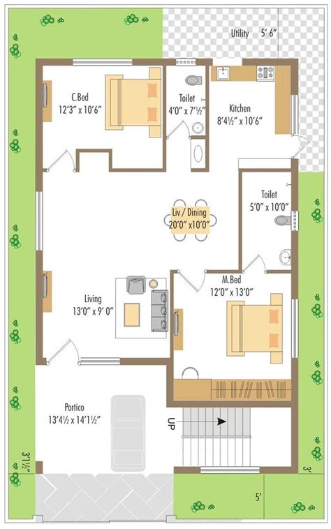 houses and floor plans facing small house plan search ideas for