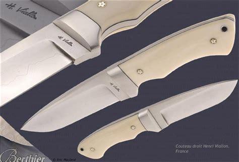 couteaux victorinox cuisine couteau droit henri viallon ivoire damas couteau viallon