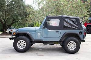 Used 1999 Jeep Wrangler Sport For Sale  Special Pricing