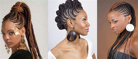 femme inspiration coiffure les cornrows braids