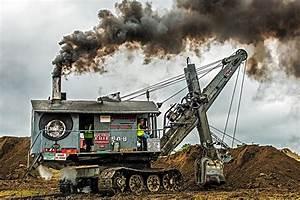 Steam Shovel Photograph by Paul Freidlund